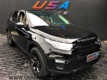 Land Rover DISCOVERY SPORT HSE(7Lug) 2.2 TB-SD4