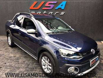 Volkswagen SAVEIRO CD SAVEIRO CD CROSS G6 1.6 16V MSi