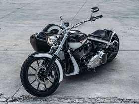 Harley Davidson V-ROD - v-rod V ROAD
