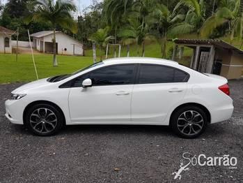 Honda CIVIC LXS 1.8 MT