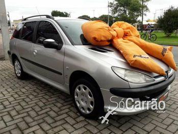 Peugeot 206 SW PRESENCE 1.4