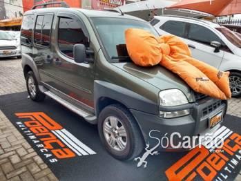 Fiat DOBLO ADVENTURE LOCKER 1.8 8V
