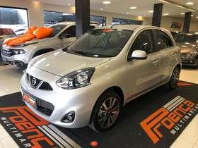 Nissan NEW MARCH - new march SL 1.6 16V CVT