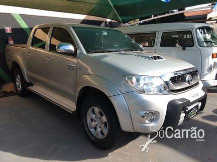 Toyota HILUX CD - HILUX CD SRV 4X4 3.0 TB