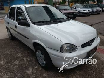 GM - Chevrolet CORSA SEDAN 1.0 8V