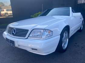 Mercedes 500 - 500 500 SL 5.0 V8