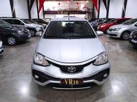Toyota ETIOS HATCH - etios hatch X 1.3 16V