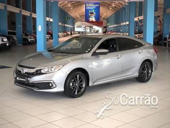 Honda civic G10 EXL 2.0 16V CVT