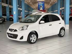 Nissan MARCH - march S 1.0 16V FLEXSTART