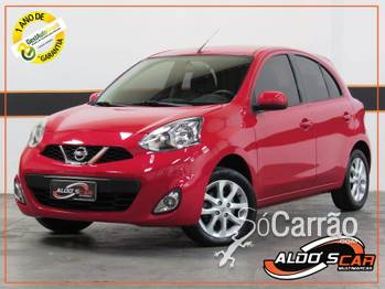 Nissan MARCH SV 1.0 MT