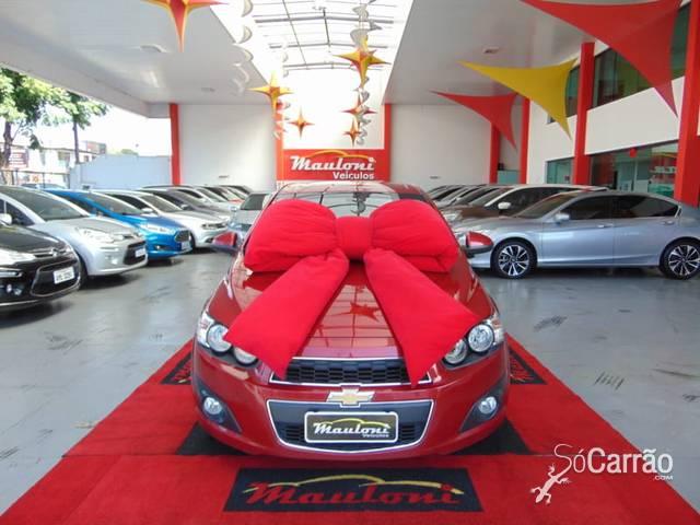 GM - Chevrolet SONIC HB LT 1.6 16V 4P