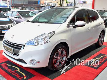 Peugeot 208 GRIFFE 1.6 16V AT FLEXSTART