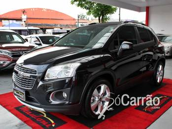 GM - Chevrolet tracker LTZ 4X2 1.8 16V AT FLEXPOWER