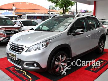 Peugeot 2008 GRIFFE 1.6 16V AT FLEXSTART