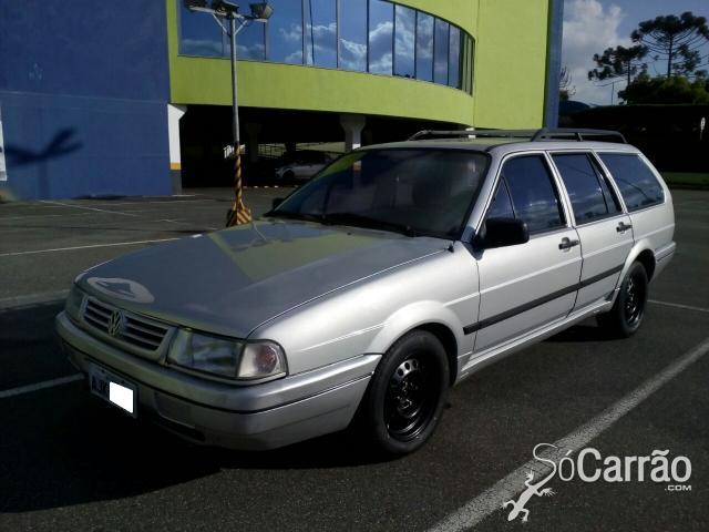 Volkswagen QUANTUM MI 2000
