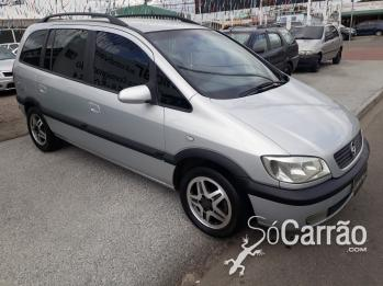 GM - Chevrolet ZAFIRA CD 2.0