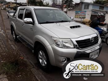 Toyota HILUX CABINE DUPLA 3.0 4X4