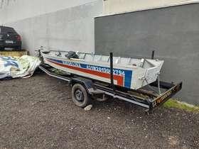 Outros BARCO - barco BARCO COM MOTOR
