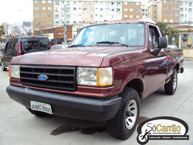 FORD F1000 SS USADO BORDO 1994 R$ 22.000,00