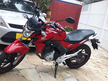 Honda CB 250F twister CB 250F Twister STD