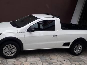 Volkswagen SAVEIRO CS SAVEIRO CS ROBUST(Completo Robust) G6 1.6 8V