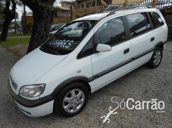 GM - Chevrolet ZAFIRA 8V