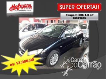 Peugeot 206 1.0 4P