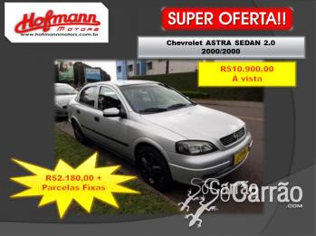 GM - Chevrolet ASTRA SEDAN 2.0
