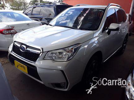 Subaru FORESTER - forester S 4X4 2.0 16V CVT