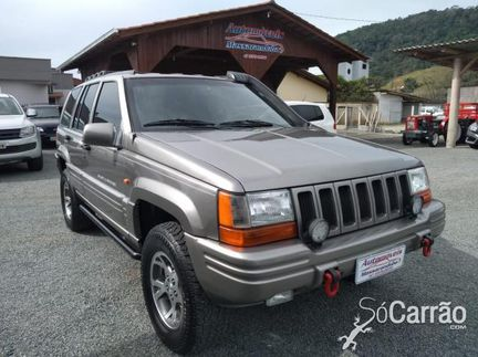 JEEP GRAND CHEROKEE - GRAND CHEROKEE LIMITED 4X4 4.7 V8