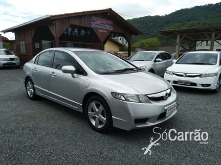 Honda CIVIC - CIVIC EXS 1.8 16V AT