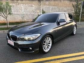 BMW 120I SPORT - 120i sport 120I SPORT NAC 2.0 16V TB ACTIVEFLEX