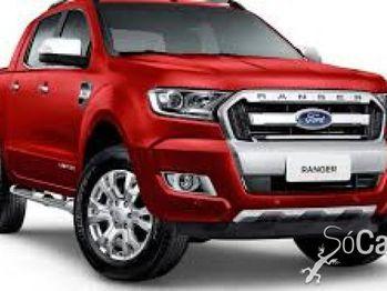 Ford RANGER LIMITED 3.2 CABINE DUPLA