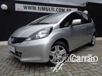 Honda FIT CX 1.4 4P AUT