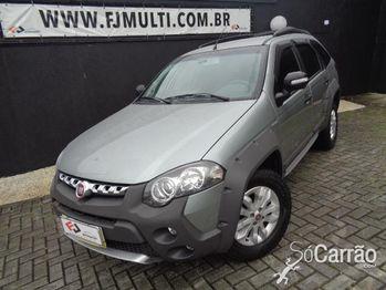 Fiat PALIO WEEKEND ADVENTURE DUALOGIC 1.8 16V 4P