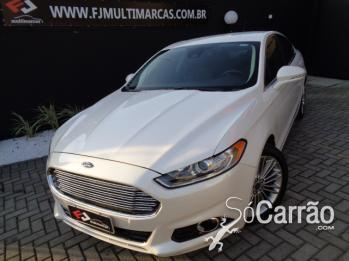 Ford Fusion Titanium 2.0 GTDI Eco. Fwd