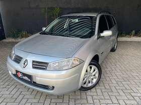 Renault MEGANE GRAND TOUR - megane grand tour MEGANE GRAND TOUR DYNAMIQUE 1.6 16V HIFLEX