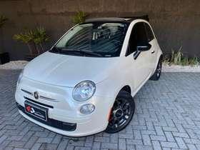 Fiat 500 CABRIO - 500 cabrio 500 CABRIO 1.4 8V DUALPLUS