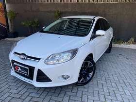 Ford NEW FOCUS SEDAN - new focus sedan NEW FOCUS SEDAN TITANIUM PLUS 2.0 16V P.SHIFT FLEXONE
