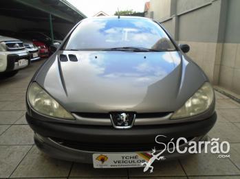 Peugeot 206 1.6 4P