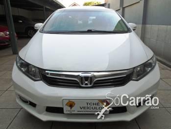 Honda CIVIC EXR 2.0 Flexone 16 V