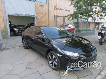 Honda CIVIC 1.5 16V TURBO TOURING 4P CVT