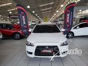 Mitsubishi lancer HLT 2.0 16V CVT