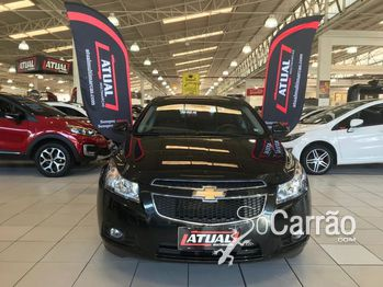 GM - Chevrolet cruze ecotec6 LT 1.8 16V FLEXPOWER