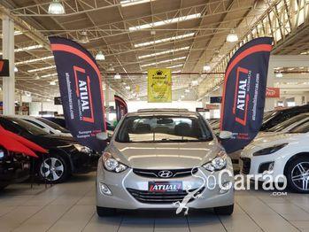 Hyundai elantra GLS 1.8 16V 160CV AT