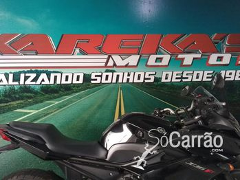Yamaha XJ6 F 600cc