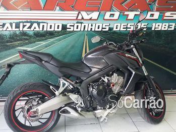 Honda CB 650F STD