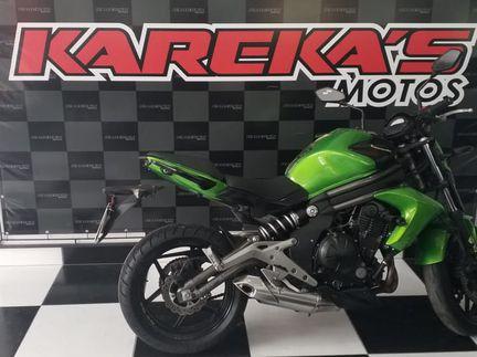 Kawasaki ER-6N - ER-6N 650CC