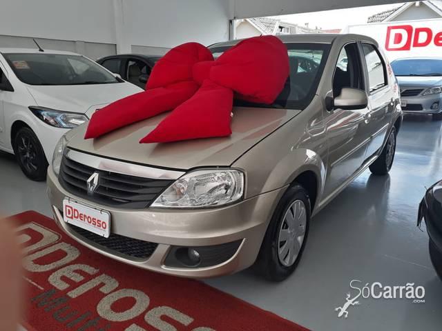 Renault LOGAN EXPRESSION 1.0 16V