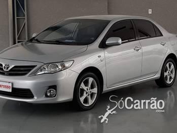 Toyota corolla GLi 1.8 16V CVT